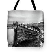 Macnab Bay Old Boat Tote Bag