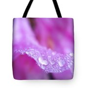 Macro Art - Primary Focus Tote Bag