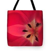 Macro Beauty Tulip Tote Bag