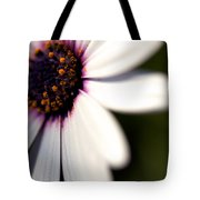 Macro Daisy One Tote Bag