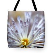 Macro Flower 3 Tote Bag