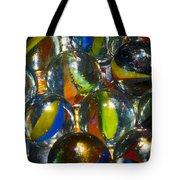 Macro Marbles Tote Bag