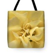 Macro Yellow Rose Tote Bag