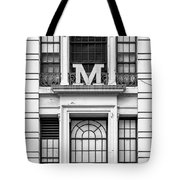 Macy's Window Tote Bag