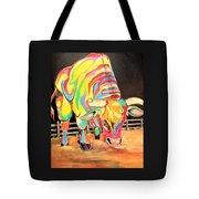 Mad Bull Tote Bag