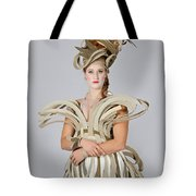 Isabel In Mad Hutter Tote Bag