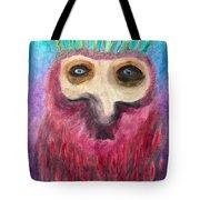 Mad King Tote Bag