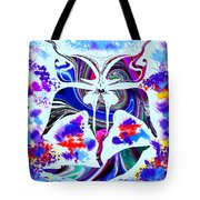 Mad Magical Garden. Tote Bag