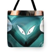 Mad Mouse Tote Bag