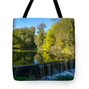 Mad River Waterfall Tote Bag