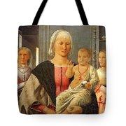Mad-senigallia Piero Della Francesca Tote Bag