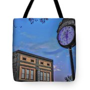 Mad Time Tote Bag