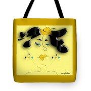 Madam 2 Tote Bag