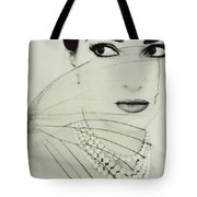 Madam Butterfly - Maria Callas  Tote Bag