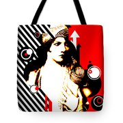 Madam Stripe Tote Bag