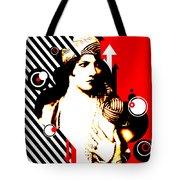 Madam Stripe Tote Bag