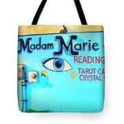 Madame Marie Tote Bag