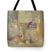 Madame Vuillard Sewing Tote Bag