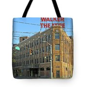 Madame Walker Theater, Indianapolis Tote Bag