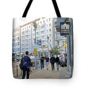 Made In Berlin Tote Bag