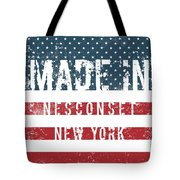 Made In Nesconset, New York Tote Bag