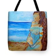 Made Of Water Tote Bag