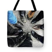 Made To Ride Tote Bag