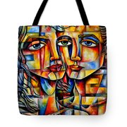 Made With Love Tote Bag