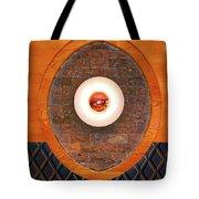 Art Deco Cafe Wall Light Tote Bag