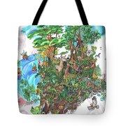 Madeline Island Tote Bag