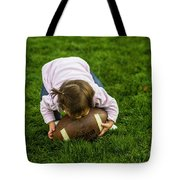 Mademoiselle Of The Midway Tote Bag