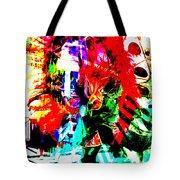 Madi Gras Tote Bag by Brian Roscorla