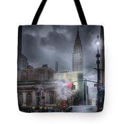 Madison Avenue Tote Bag