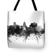 Madison Skyline Uswima09 Tote Bag