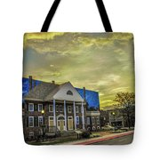 Madisonville Sunrise Tote Bag