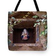 Madona In Ivy Tote Bag