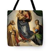 Madonna 1513 Tote Bag
