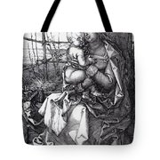 Madonna By The Tree 1513 Tote Bag