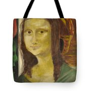 Madonna In Africa Tote Bag