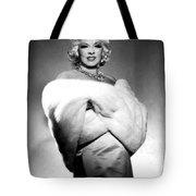 Mae West Tote Bag