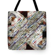 Mag 6 Abstract Painting Tote Bag