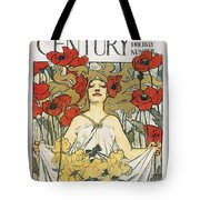 Magazine: Century, 1896 Tote Bag
