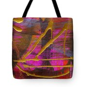 Magenta Joy Sails Tote Bag