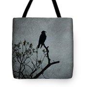 Magestic Crow Tote Bag
