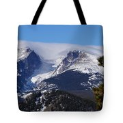 Magestic Mountain Tote Bag