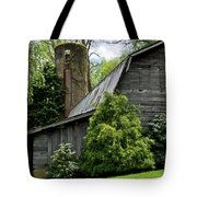 Maggie Valley Barn Tote Bag