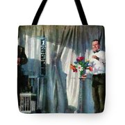 Magic - For My Next Trick  Tote Bag by Mike Savad
