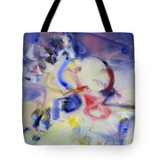 Magic And Romance Tote Bag