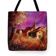 Magic Autumn  Tote Bag