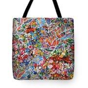 Magic Color Garden 201757 Tote Bag